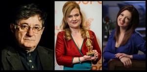 Ion Caramitru, Ada Solomon și Alexandra Dariescu - premii speciale la Gala Radio România Cultural