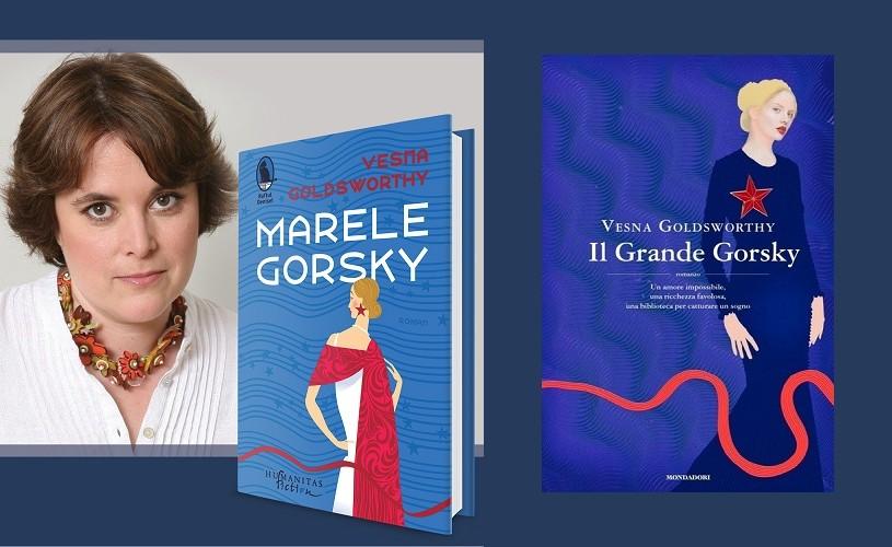 """""""Marele Gorsky"""" de Vesna Goldsworthy, la Humanitas Cişmigiu"""