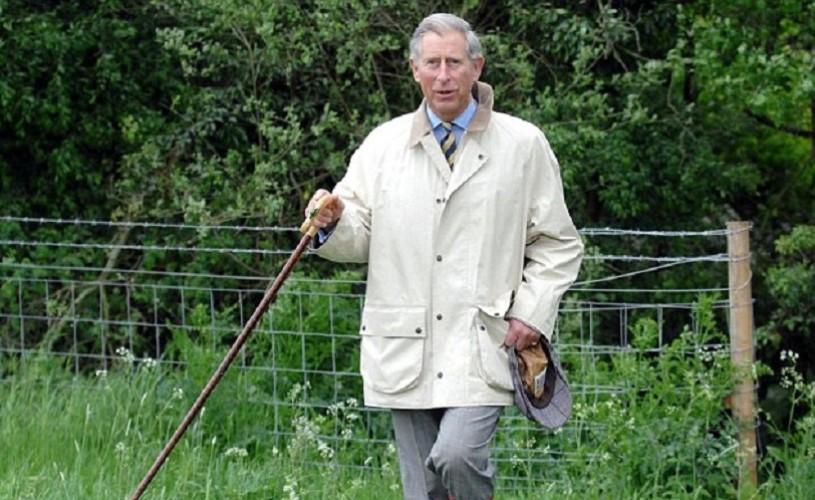 Prințul Charles, în vizită la Muzeul Satului