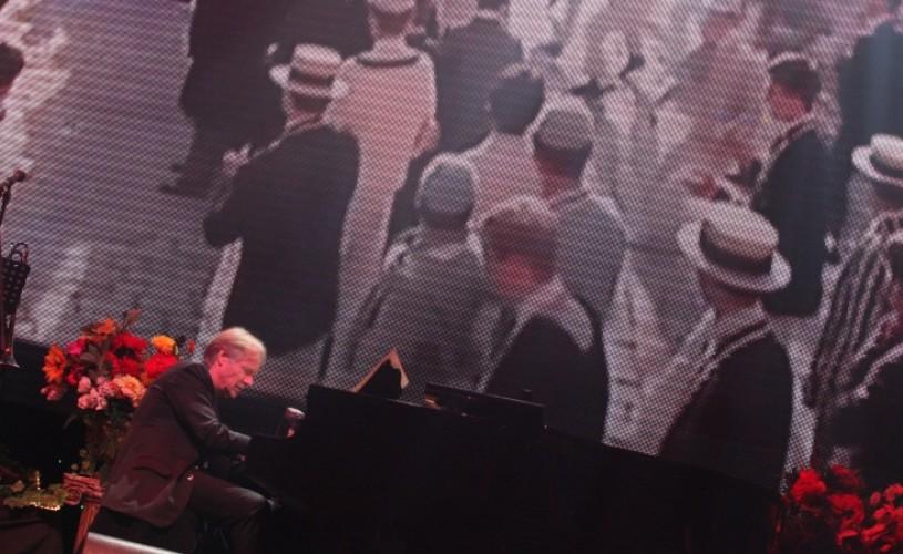 GALERIE FOTO Richard Clayderman, show de zile mari la Sala Palatului din București