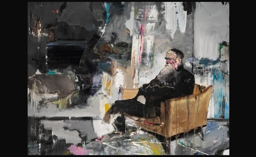 """""""Self Portrait as Charles Darwin"""" şi """"Memories"""", de Adrian Ghenie, scoase la licitaţie"""