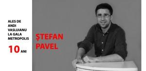 Ștefan Pavel: Îmi place să fac oamenii să râdă