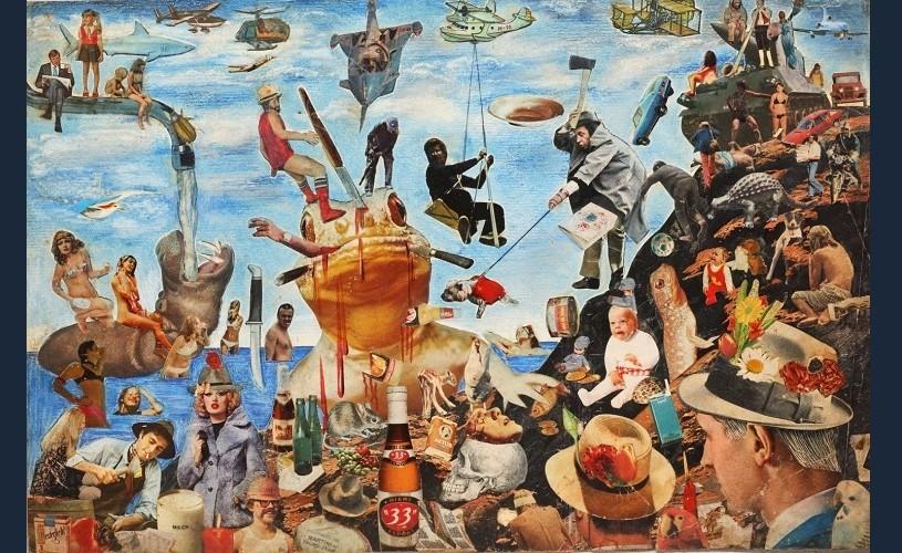 """Ion Bârlădeanu prezintă """"Profana Comedie"""", la galeria H'Art Appendix"""