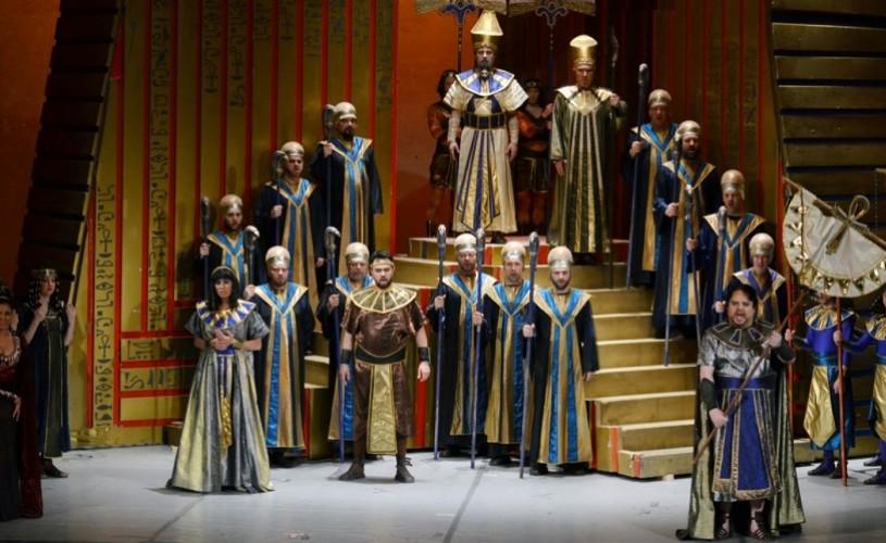 """Opera Națională Română Timișoara sărbătorește 70 de ani cu """"Aida"""" de Verdi"""