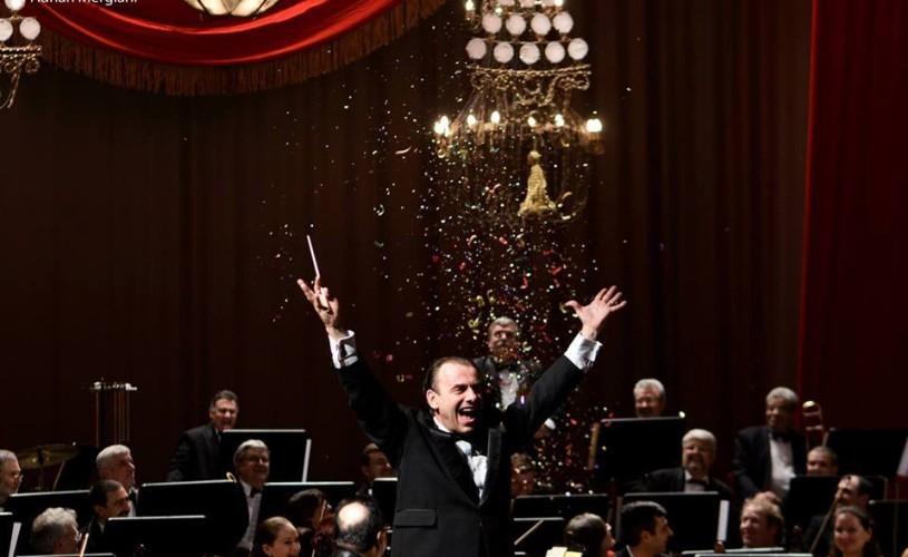"""""""Bucuriile muzicii"""", concert la Teatrul de pe Lipscani"""