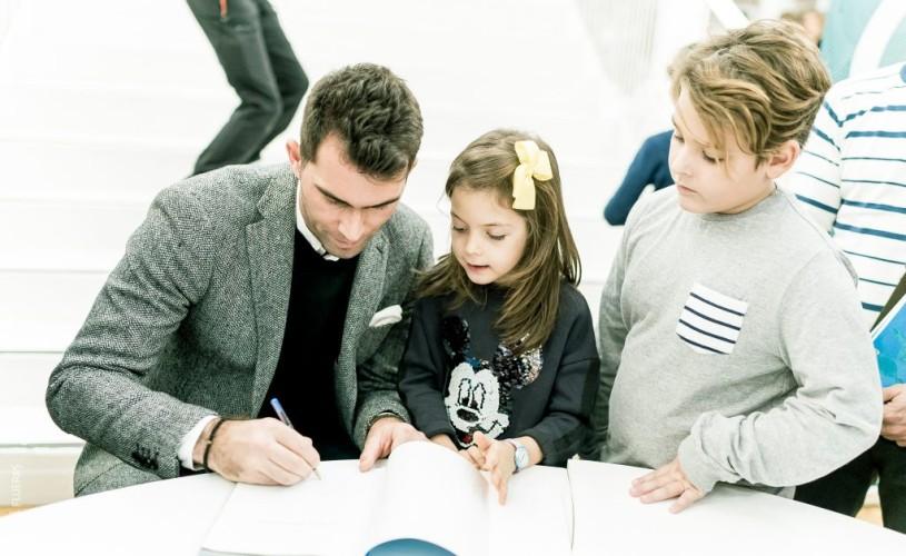 Celebrul tenisman Horia Tecău își va lansa cartea la Constanța