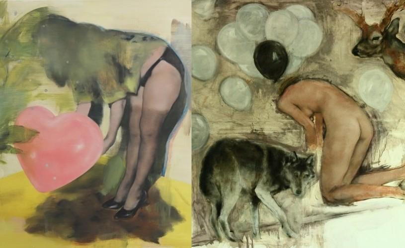 REROTIKON, prima expoziție de artă erotică la Galeria Rotenberg-Uzunov