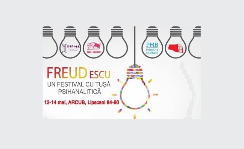 FREUDescu, Un Festival cu Tușă Psihanalitică, la ARCUB Lipscani