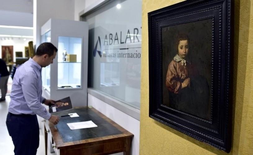 Tablou atribuit lui Velazquez, adjudecat pentru 8 milioane de euro