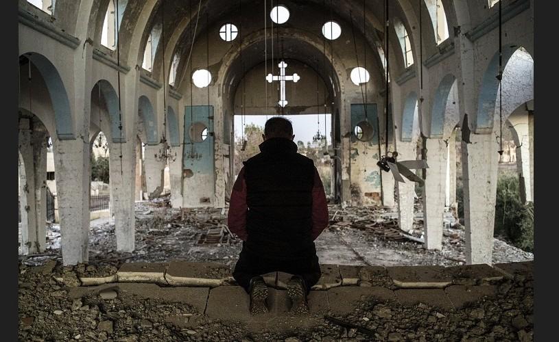 Siria. Cronica in fotografii a unui razboi