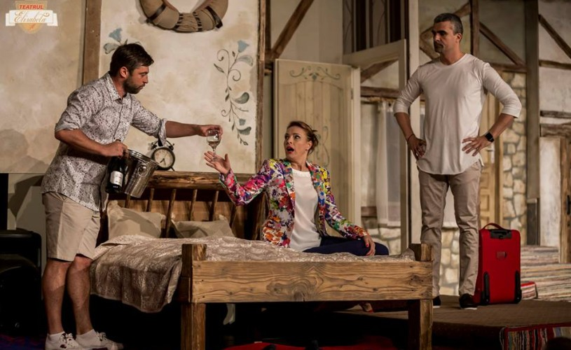 Aurelian Temișan – Accept provocările din teatru, dar tot cu muzica mă înțeleg mai bine