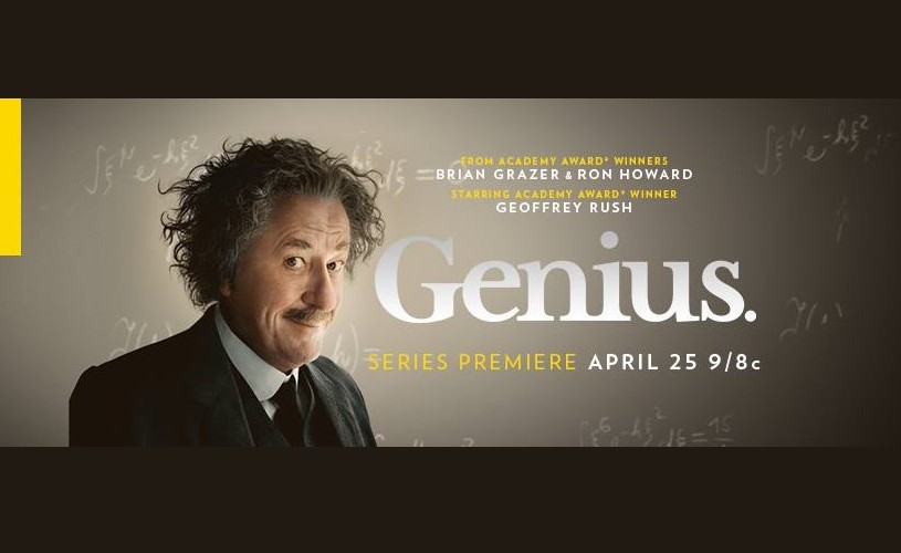 Serial despre Einstein. Premiera, la National Geographic, pe 30 aprilie
