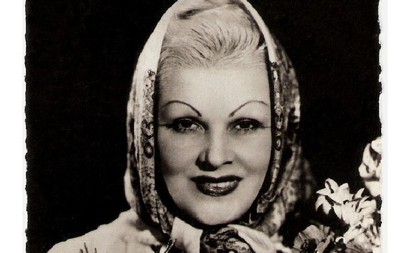 Elvira Popescu. O actriță aproape centenară