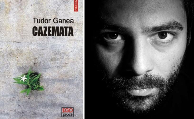 Tudor Ganea, invitat la Festivalul European al Romanului de Debut