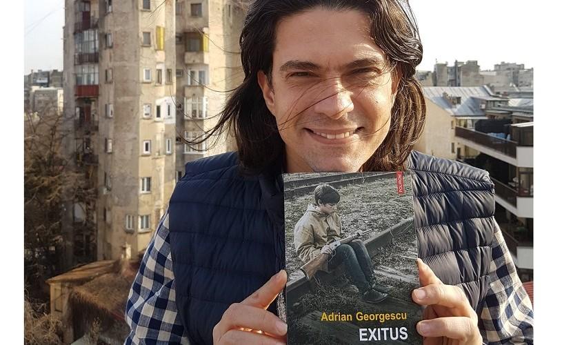 """Adrian Georgescu: """"Dacă mă plictisesc, s-a terminat"""""""