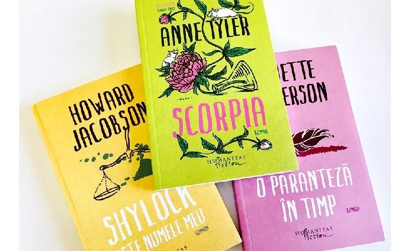 """Humanitas Fiction lansează romanul """"Scorpia"""" de Anne Tyler. Citiți un fragment!"""