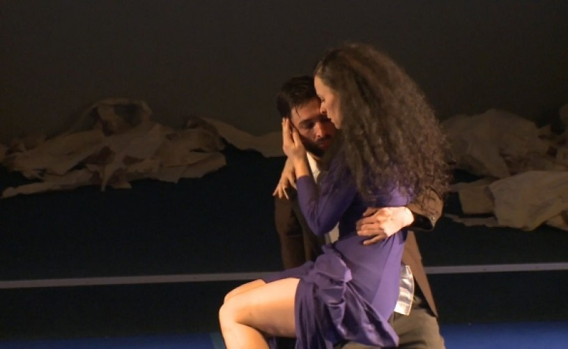 """""""Marea/A Tenger"""", un spectacol de teatru non-verbal, la TVR 2"""