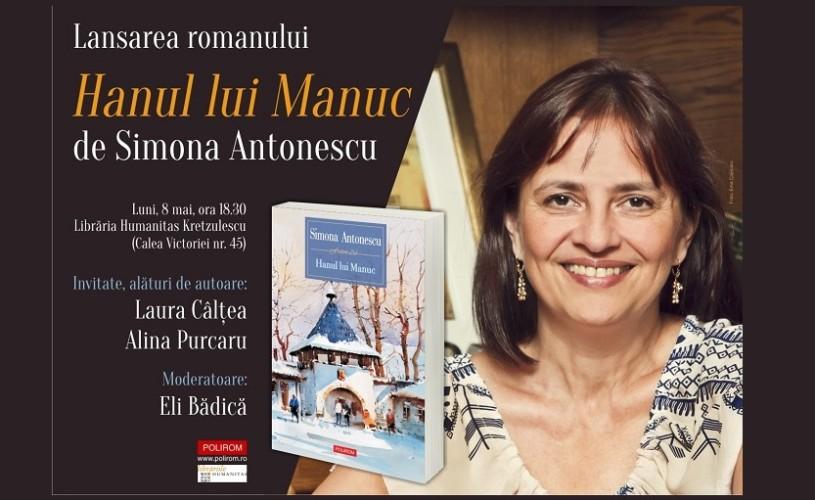 Simona Antonescu povesteşte despre Hanul lui Manuc la Bucureşti