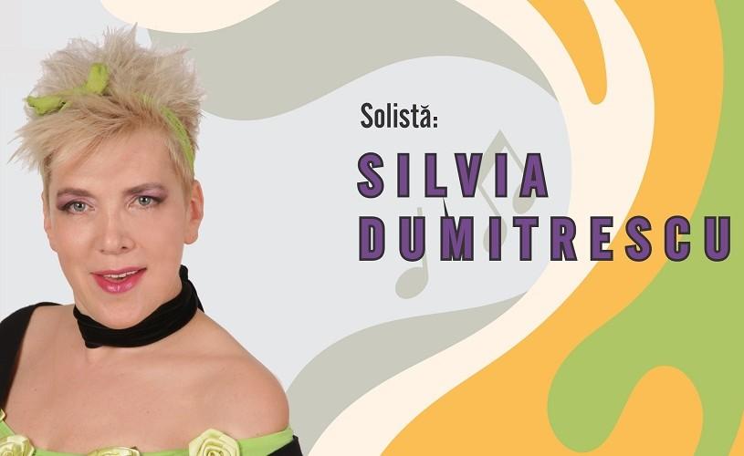 Silvia Dumitrescu și Big Band-ul Radio, la Sala Radio