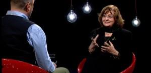 """Ana Blandiana, la Garantat 100%: """"La intelectualii români, solidaritatea şi buna credinţă sunt materii deficitare"""""""
