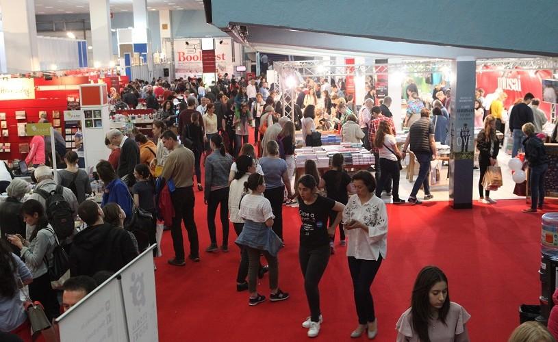 Bookfest 2017, în 25 de imagini
