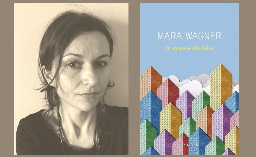 """""""În spatele blocului"""", de Mara Wagner, Piața Sfatului din Brașov"""