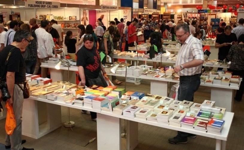 Bookfest 2017. Evenimente dedicate profesioniștilor, la standul Suediei