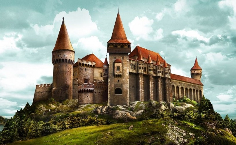 Jaf la Castelul Corvinilor