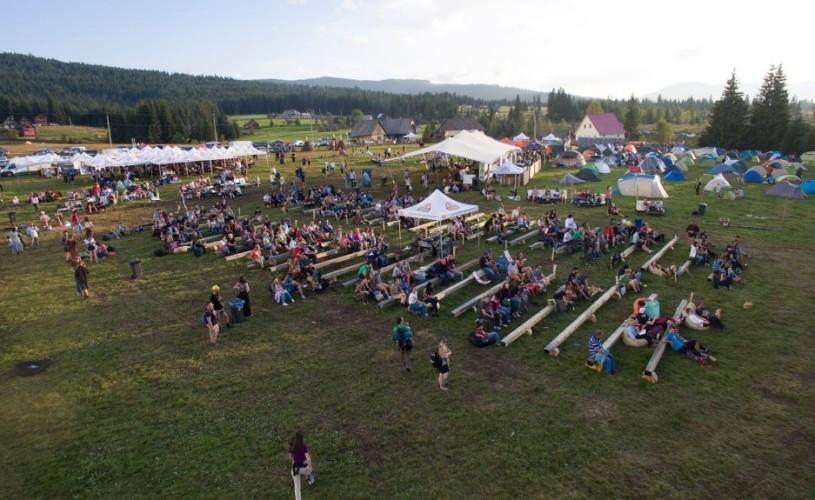 Smida Jazz Festival, între 25 și 27 august 2017, în Parcul Natural Apuseni