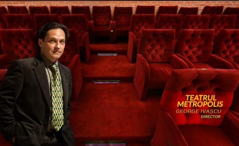Misterele Bucureștiului se descoperă la Teatrul Metropolis