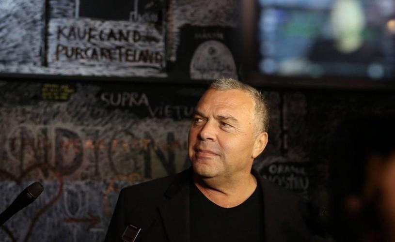 Conferința de deschidere a Festivalului Internațional de Teatru de la Sibiu