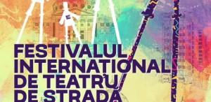 București, scena Festivalului Internațional de Teatru de Stradă