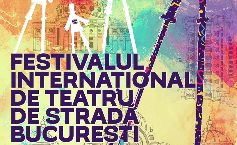 Capitala devine scena Festivalului International de Teatru de Strada Bucuresti