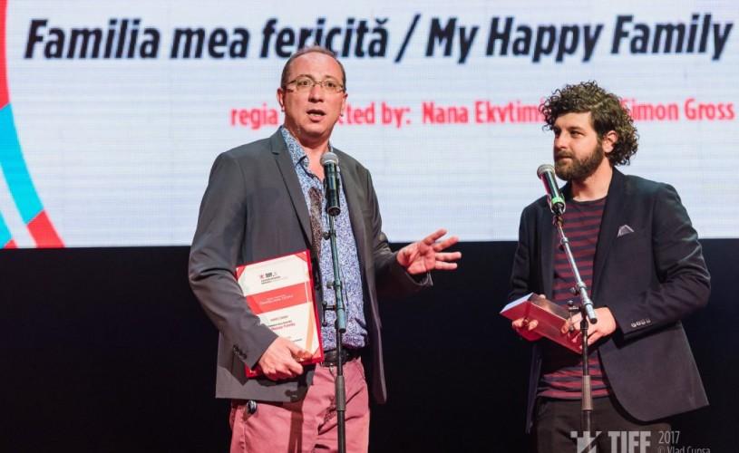 Trofeul Transilvania merge către ,,Familia mea fericită''