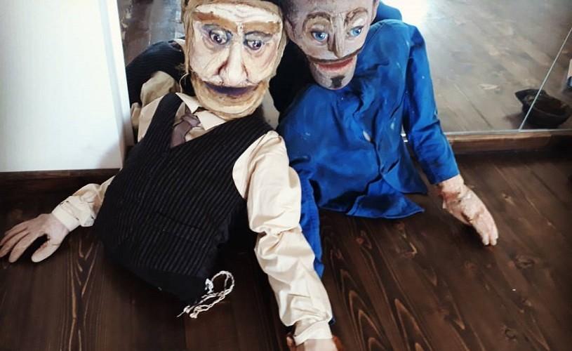 """""""Visătorul"""", o nouă premieră la Teatrul Evreiesc de Stat"""