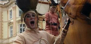 Compania de teatru de păpuși și marionete ART STAGE SAN (Coreea de Sud) a cucerit Sibiul