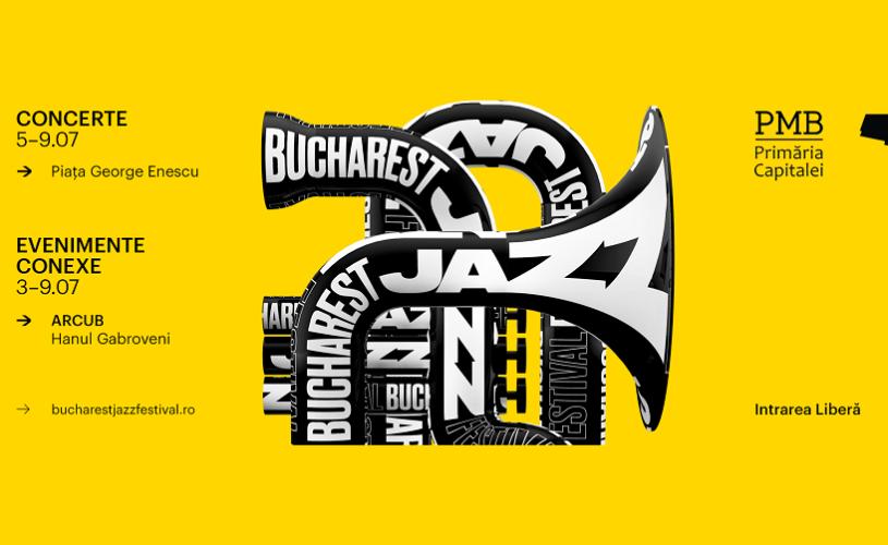Începe Bucharest Jazz Festival 2017