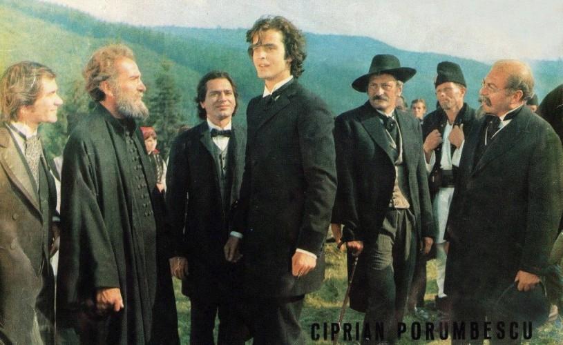 """Vlad Rădescu, protagonistul filmului  """"Ciprian Porumbescu"""", Cetăţean de Onoare"""