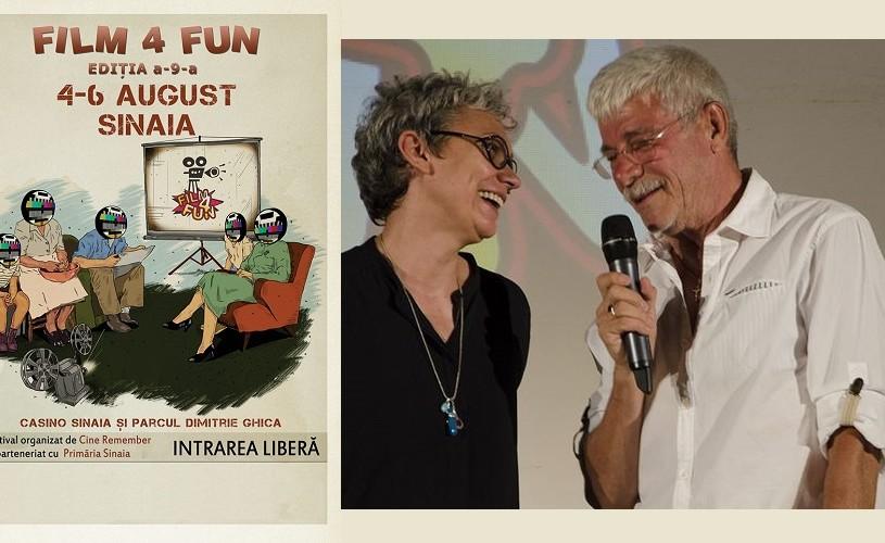 Film 4 Fun 2017, la Casino Sinaia