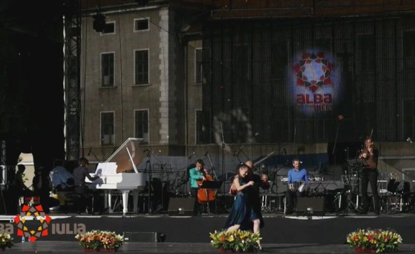 Tango la cetate continuă la Bistriţa şi Biertan