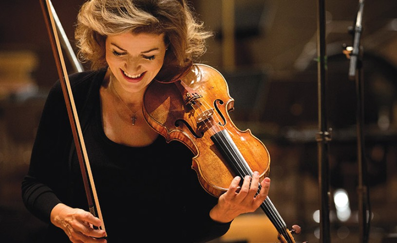 Festivalul George Enescu. Bilete disponibile la concerte susţinute de cea mai aclamată violonistă a momentului