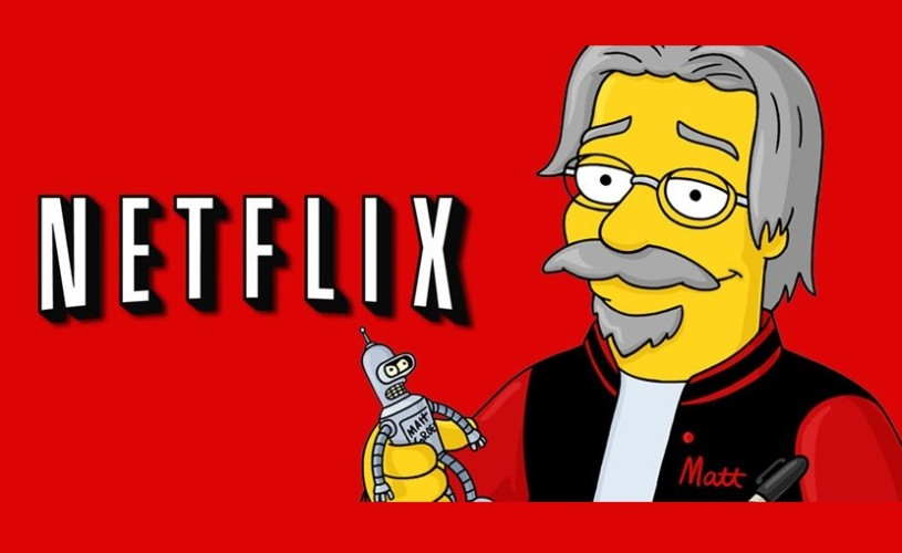 """Creatorul """"Familiei Simpson"""" lucrează la o comedie animată dedicată adulţilor"""