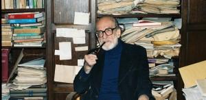 """""""Om de știință român de anvergură universală"""". Cine? Mircea Eliade...."""
