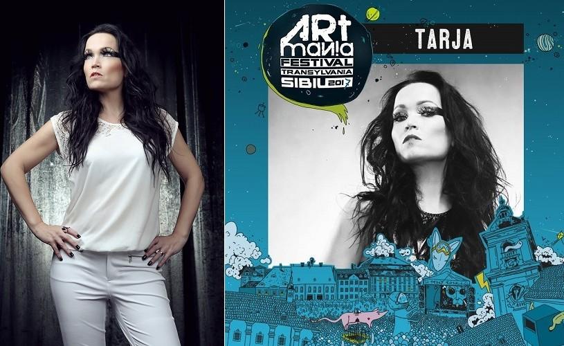 Tarja revine la Sibiu, la Festivalul ARTmania