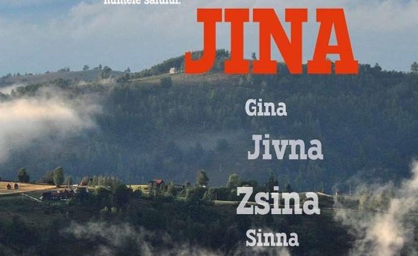 JINA: între legendă și cer
