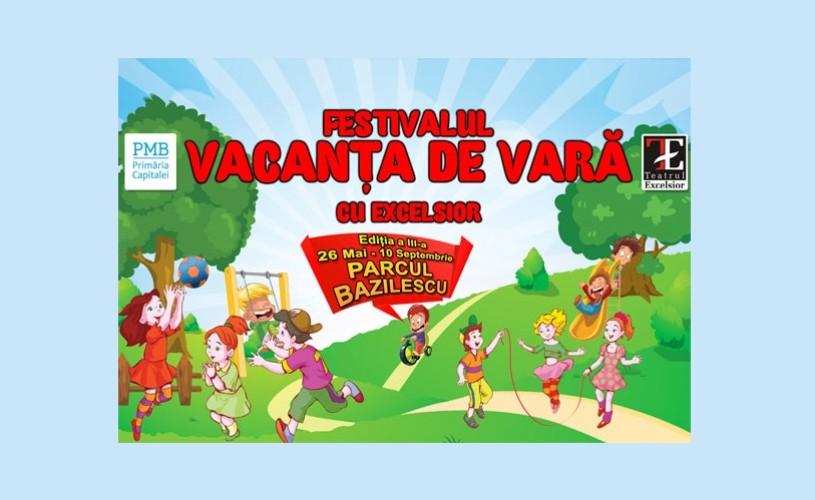 Teatru, filme și concerte în acest weekend la Festivalul Vacanța de Vară cu Excelsior