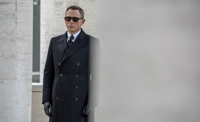 Daniel Craig revine în rolul lui James Bond