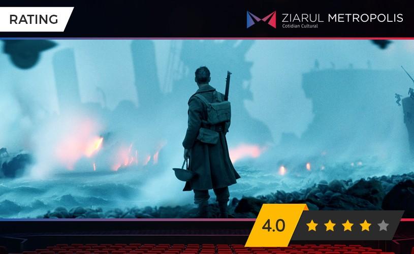 """CRONICĂ DE FILM """"Dunkirk"""". Infernul"""