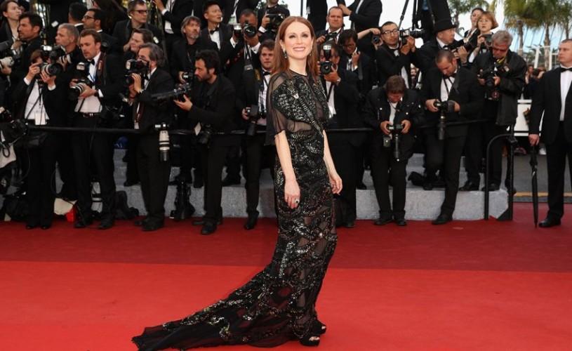 Julianne Moore, premiul Francois Truffaut, la Festivalul de film Giffoni