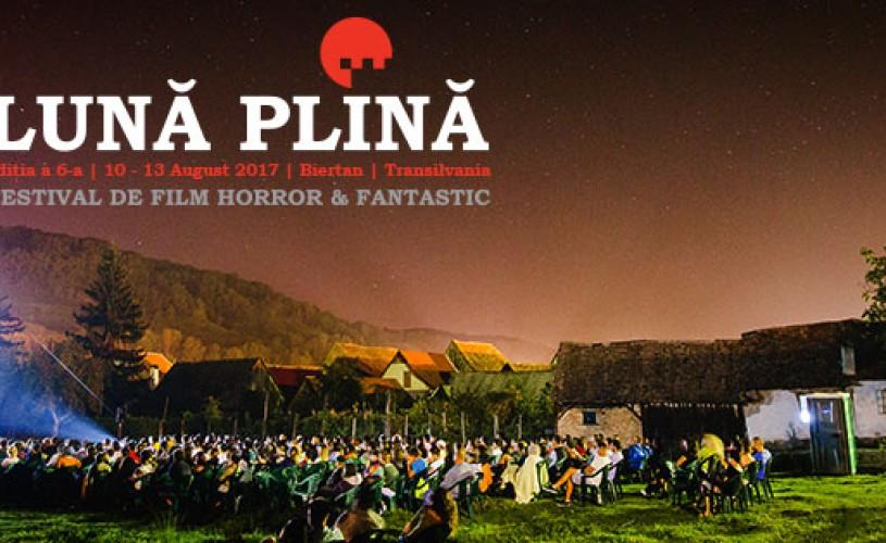 Lună Plină 2017. 13 lungmetraje, 19 scurtmetraje și un cine-concert